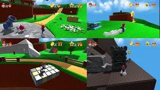Super Mario 64 Remake HD
