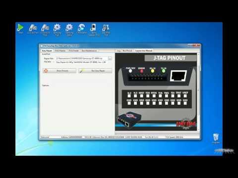 Samsung GT-I9000 Easy-JTAG JTAG Repair