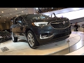 2018 Buick Enclave & Buick Enclave Avenir FIRST DESIGN REVIEW – LIVE from #NYAutoShow