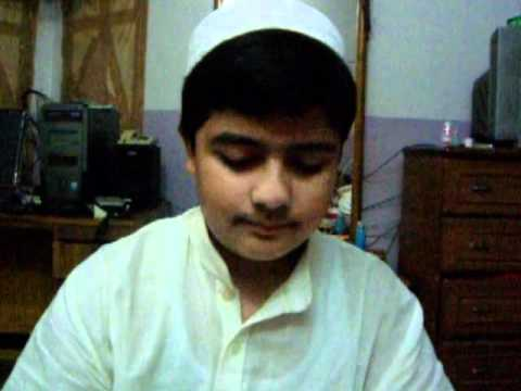 Apni Rehmat K Samandar Mein By Talha.wmv video