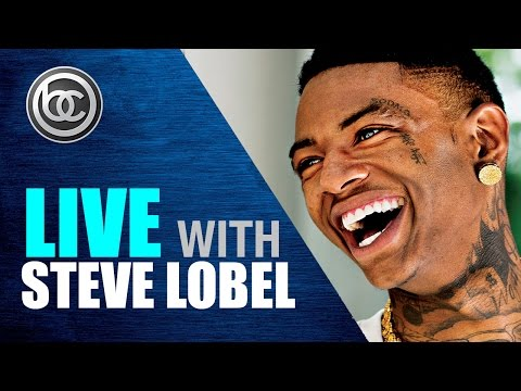 Soulja Boy - Live with Steve Lobel | Part 1 | BlurredCulture.com