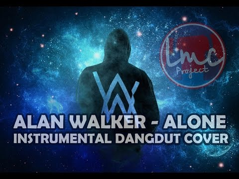 Alone - Alan Walker (Instrumental Dangdut Remix)