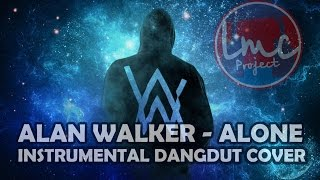 Download Lagu Alone - Alan Walker (Instrumental Dangdut Remix) Gratis STAFABAND