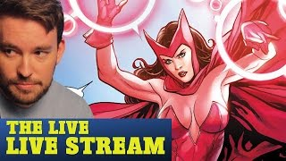Which Avenger Girl am I? - The Jawiin Live Live Stream 3