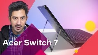 Acer Switch 7 Black Edition Review: Powerful Surface Pro Rival, with Compromises