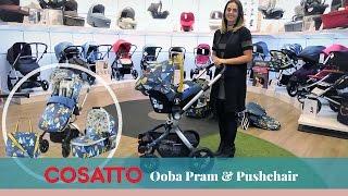 Cosatto Ooba Pram & Pushchair Store Demo - Direct2Mum