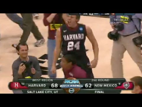 It was the most stunning upset of the third round in the NCAA Tournament. Harvard, the Ivy League champs who it seemed had everything go against them at the ...