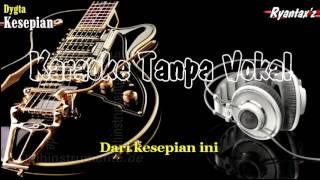Download lagu Karaoke Dygta   Kesepian gratis