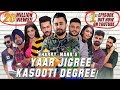Yaar Jigree Kasooti Degree - Sharry Mann (Official Video) | Mista Baaz | Latest Punjabi Song 2018