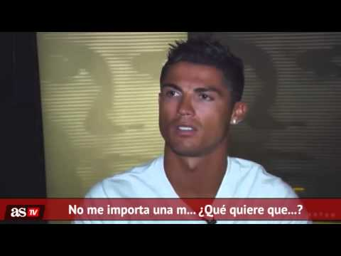 Cristiano Ronaldo se molesta al ser cuestionado sobre FIFA y abandona entrevista
