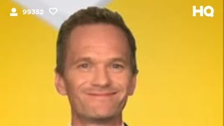 NEIL PATRICK HARRIS ON HQ WORDS!!!