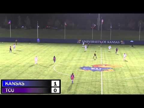 Jayhawk Soccer vs. TCU // Kansas Soccer // 10.30.15