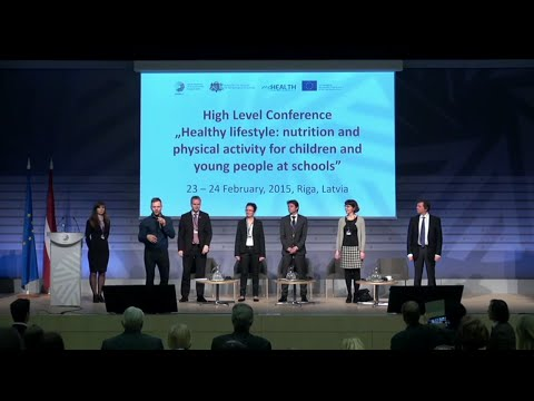 Panel IV - Physical activity: innovative solutions for promoting healthy lifestyle