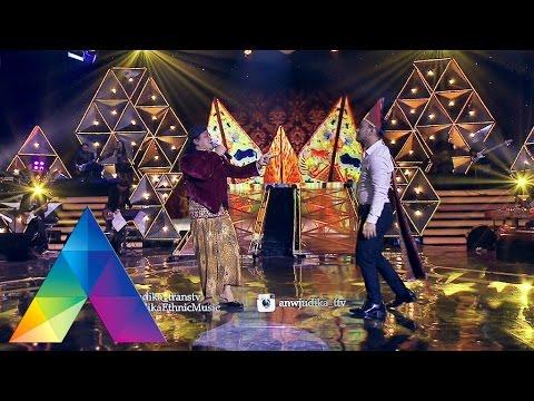 A NIGHT WITH JUDIKA - Judika Feat Didi Kempot Stasiun Balapan (25/02/16)