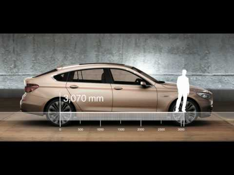 BMW Concept 5 Series Gran Turismo, обзор