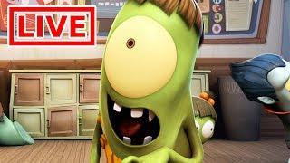 Spookiz LIVE 🔴   스푸키즈   Funny Animated Cartoon   Zombie Invasion   Cartoons for Kids