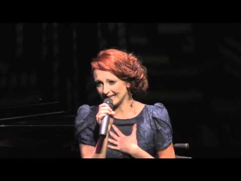 And There It Is sung by Naomi Price at September 6th Melbourne Concert