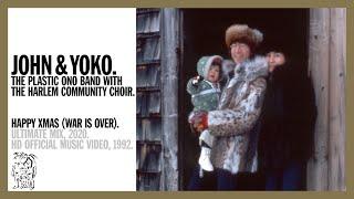 John Lennon Yoko Ono War Is Over If You Want It
