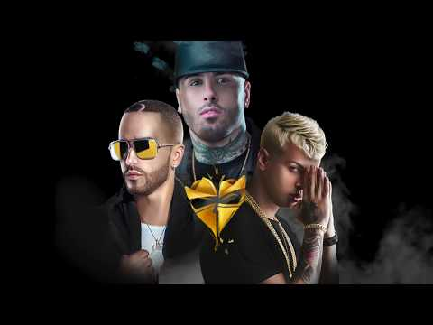 Noriel, Yandel, Nicky Jam -  I woke up without you