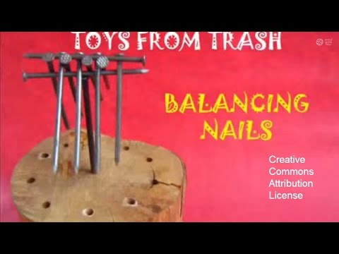 BALANCING NAILS - MARATHI - 7 MB Video