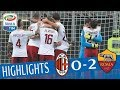 Milan - Roma - 0-2 - Highlights - Giornata 7 - Serie A TIM 201718