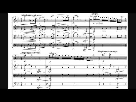 Бетховен Людвиг ван - String Quartet 13th - Grosse Fuge Op 133
