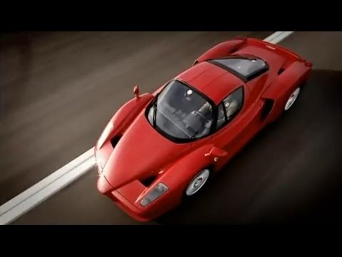 Enzo Car Review - Top Gear - BBC