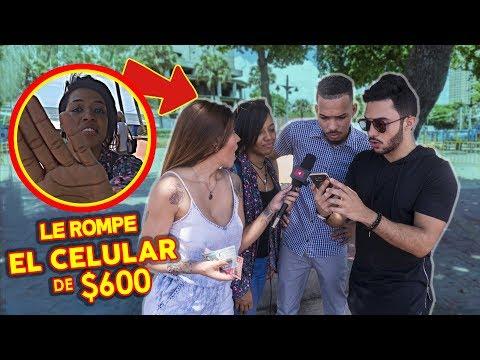 Ofrecimos Dinero a Novios Infieles para revisar su celular y TERMINA LLORANDO #6