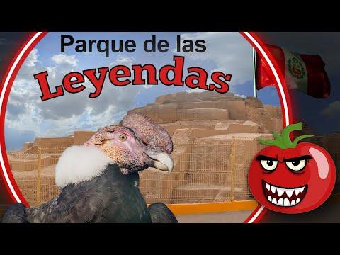 Ausflug zum Parque de las Leyendas(Zoo)in Lima, und ein bisschen Inka Kultur - Raptormatum Rex (Ger)