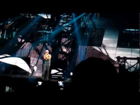 "Jay-Z ""Dead Presidents II"" & ""Can I Live"" Live @ Barclays Center, Brooklyn 10/06/12"