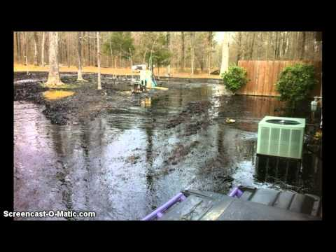 Alert ! Exxon Pipeline Ruptures in Arkansas and spills into Conway Lake !