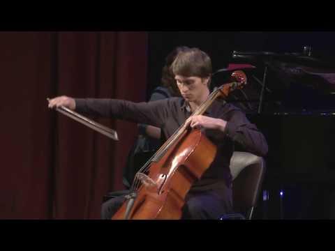 Арутюнян. «Экспромт», для виолончели и ф-но. А.Забродин. ТСМ, 2016