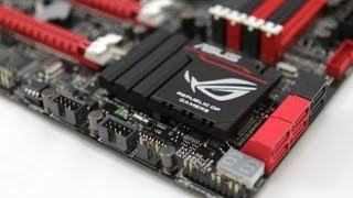 ASUS Maximus V GENE Z77 Micro ATX Motherboard Features Review & Unboxing (Ivy Bridge)