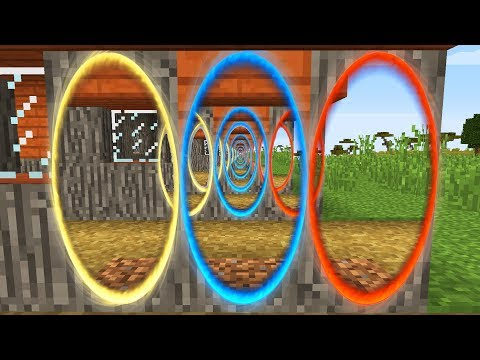 WORLD'S BEST OPTICAL ILLUSIONS IN MINECRAFT!