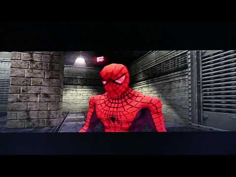 Spiderman The Game All Bosses Part 2