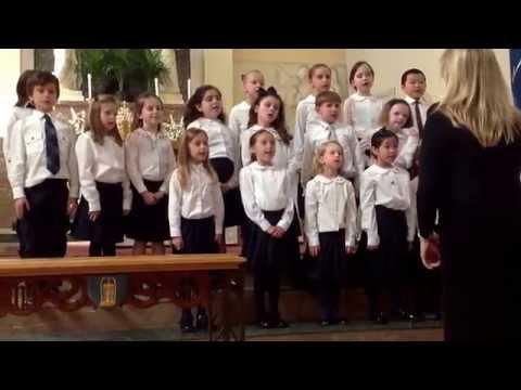 Connecticut Children's Chorus Overture Choir - La Paloma Se Fue