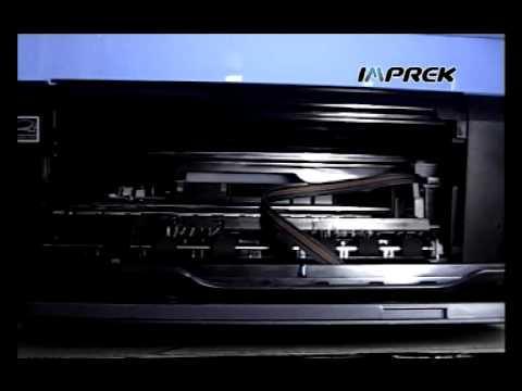Instructivo de instalación de sistema continuo para HP Deskjet F4480 y F4580