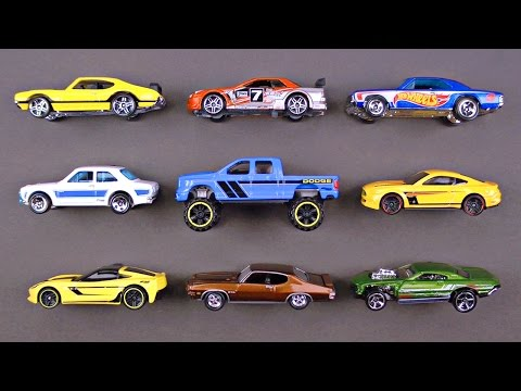 Best Learning Cars Trucks Street Vehicles for Kids #1 Fan Favorite Hot Wheels Toy Cars & Trucks