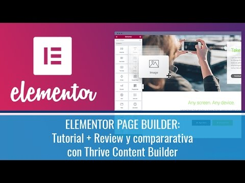 How Elementor page builder affects mobile page speed