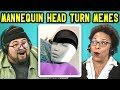 ADULTS REACT TO MANNEQUIN HEAD TURN MEME COMPILATION MP3