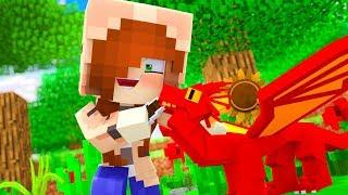 Minecraft Dragons - NEW DRAGON !? (Minecraft Roleplay - S2 Episode 7)