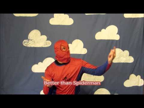 Jesus Is My Superhero With Kids 4 Christ video