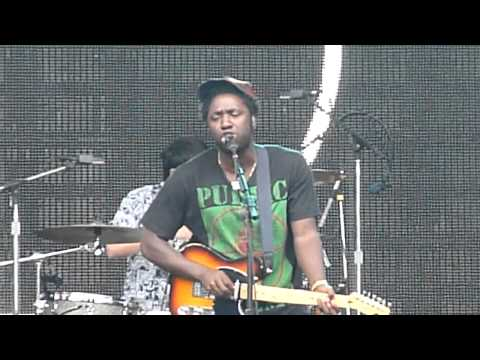 Bloc Party - Positive Tension live @ Outside Lands, SF - August 12, 2012