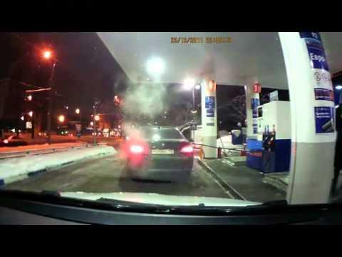 Подборка аварий на видеорегистратор 17