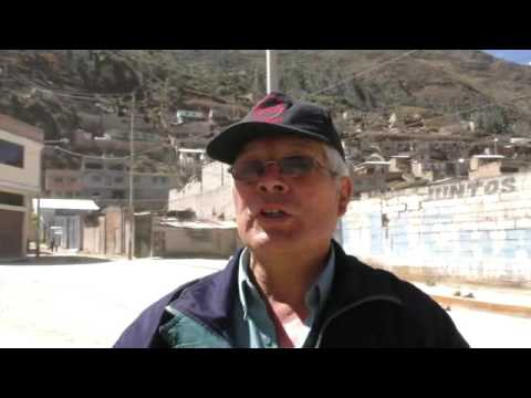 Hector Martinez ex alcvalde de huasahuasi