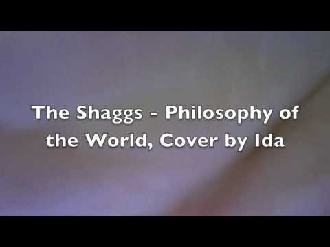 The Shaggs - philosophy of the world COVER
