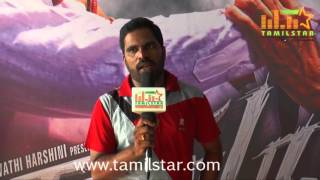 Arun Bharathi At  Evan Da Movie Audio Launch