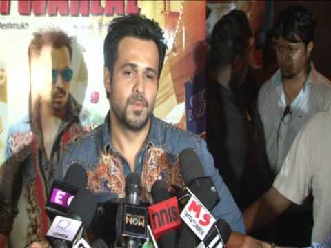 Raja Natwarlal : Emraan Hashmi Promotes His Upcoming Movie