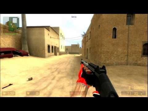 Пак моделей оружия из игры titanfall 5 оружий 4 варианта текстур 2 текстуры рук есть w_models и buypics