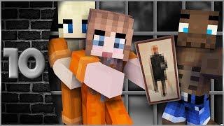 STJÆLER MIT MALERI AF FREAK TILBAGE! | Beduna i fængsel #10 | Dansk Minecraft